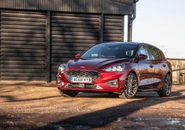Ford Focus ST-Line X 2019