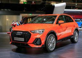 Audi Q3 45 TFSI 2019